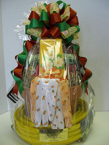 Garden Delight Gift Basket Gift Basket Creations